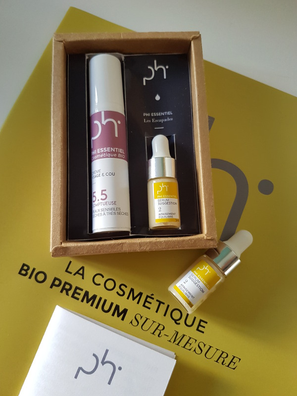 80753e4bacc PHI Essentiel la cosmétique Bio sur mesure vous connaissez ...